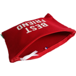Indispensable coton rouge Best Friend blanc ouverte 1000 px Alex Doré