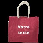 sac-plage-shopping-jute-fuschia-cadeau-personnalisable-alex-dore