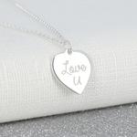 collier-coeur-argent-925-love-u-alex-dore-made-in-france-graver-personnalise-cadeau-naissance-mariage-anniversaire-fete-mere-paillettes-glitter