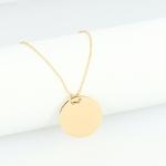 collier-medaille-25mm plaque-or-alex-dore-made-in-france-graver-personnalise-cadeau-naissance-mariage-anniversaire-fete-mere-verso-2