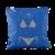 coquette bleue Maillot argt Alex Doré