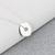 collier-cible irreguliere-argent-925-20mm-alex-dore-bijoux-graver-personnalise-cadeau-naissance-mariage-anniversaire-fete-mere-vierge-paillettes-glitter