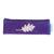 Vaporette suédine violet Alex Doré feuille chêne