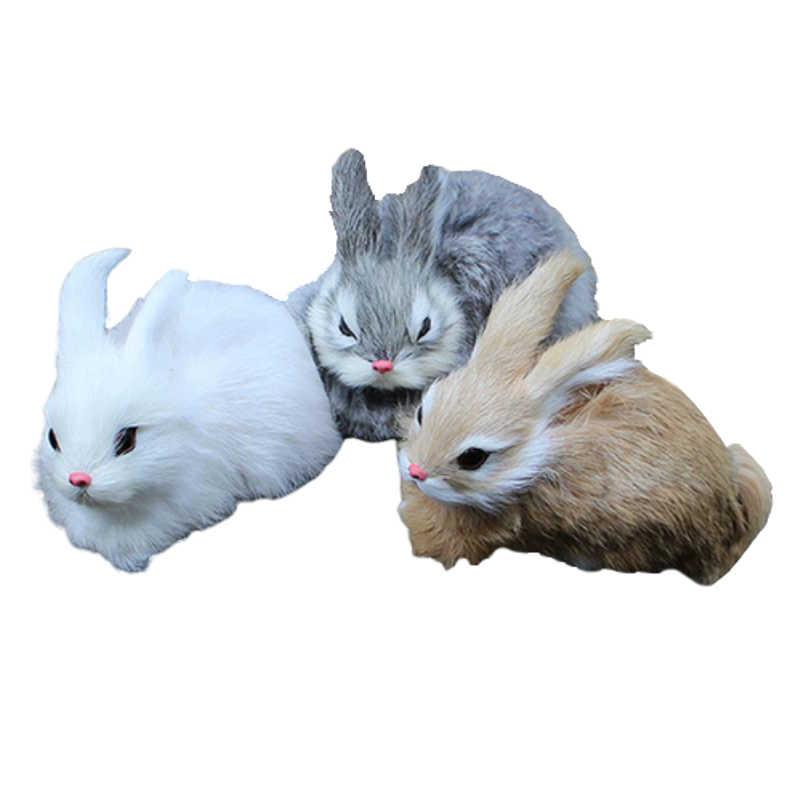 Décoration de table pour Pâques lapin
