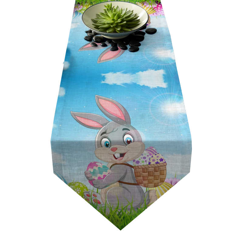 Chemin de table de Pâques