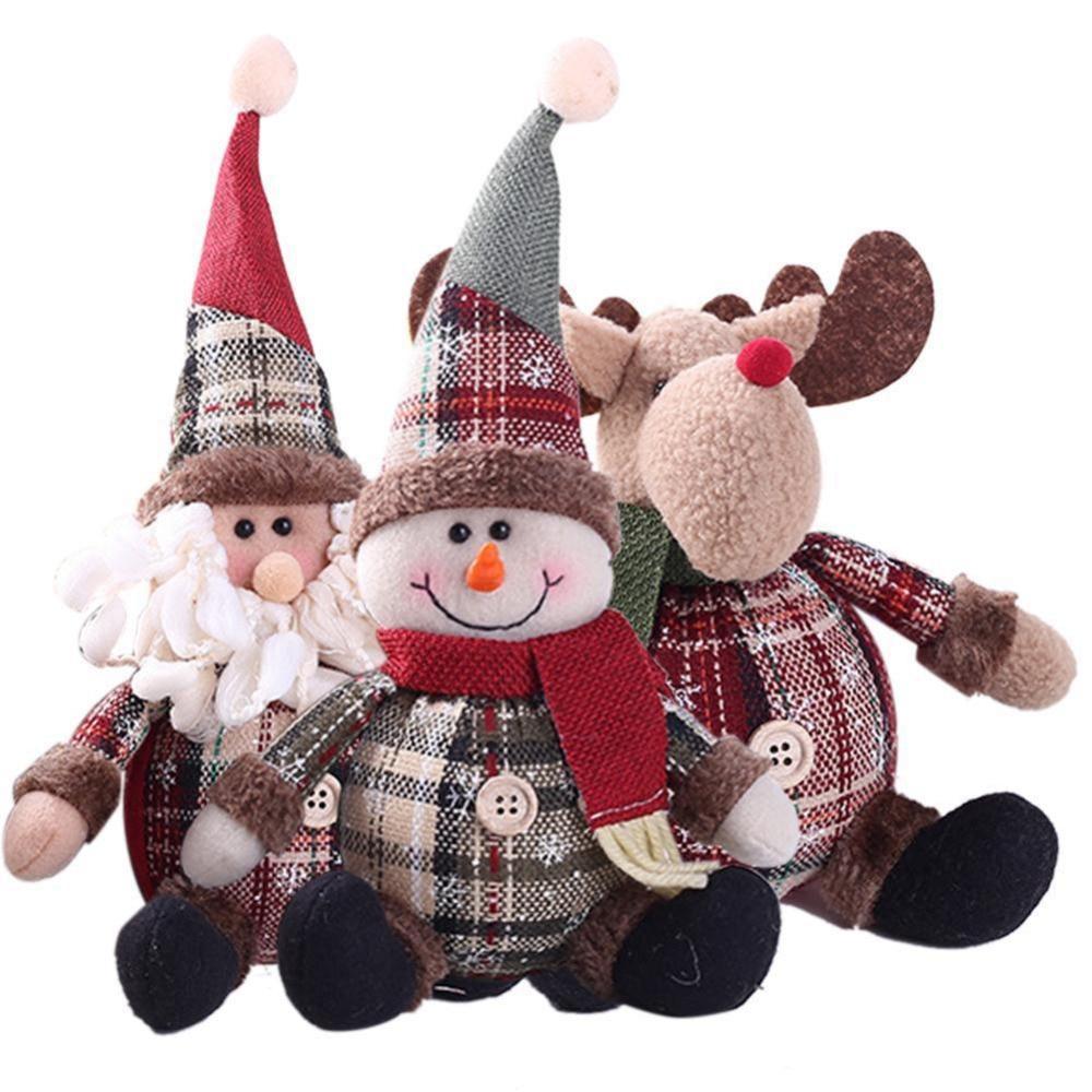 Bonhomme de Noël ecossais