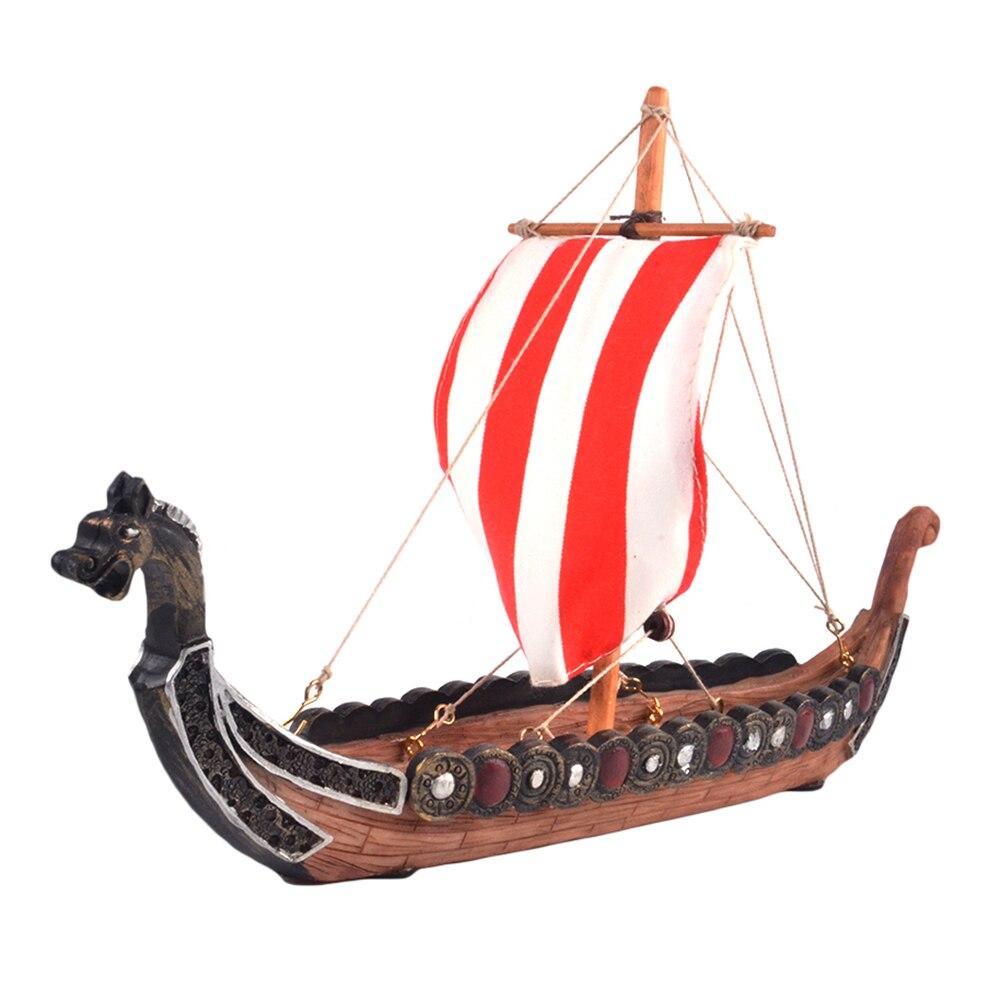 Décoration de table viking drakkar