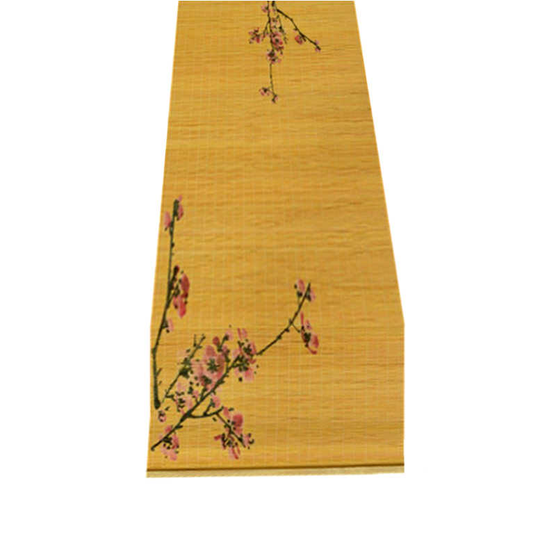 Chemin de table bambou chinois