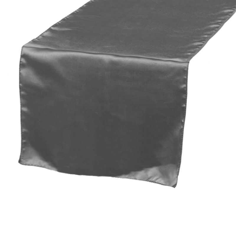 chemin-de-table-satin-gris-fonce