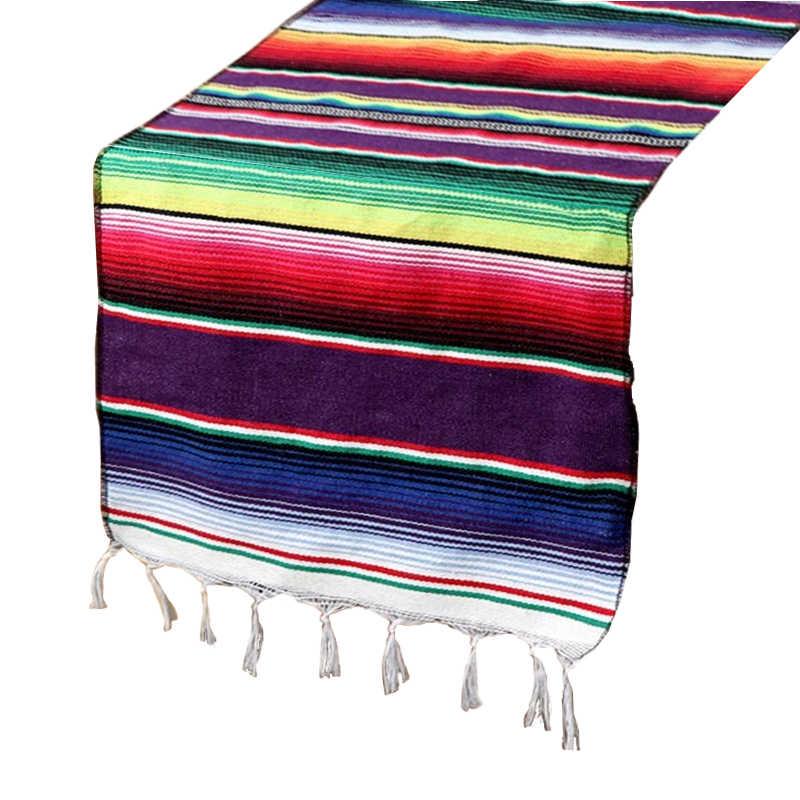 Chemin de table mexicain