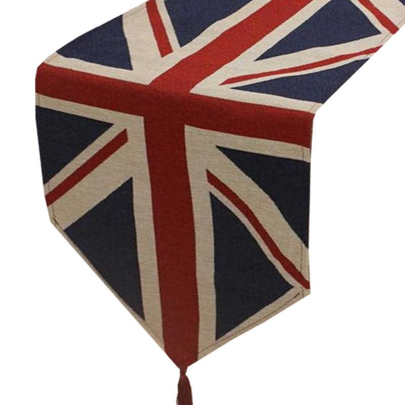 Chemin de table drapeau anglais
