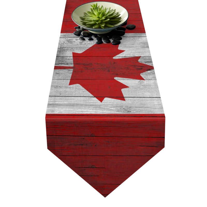Chemin de table Canada