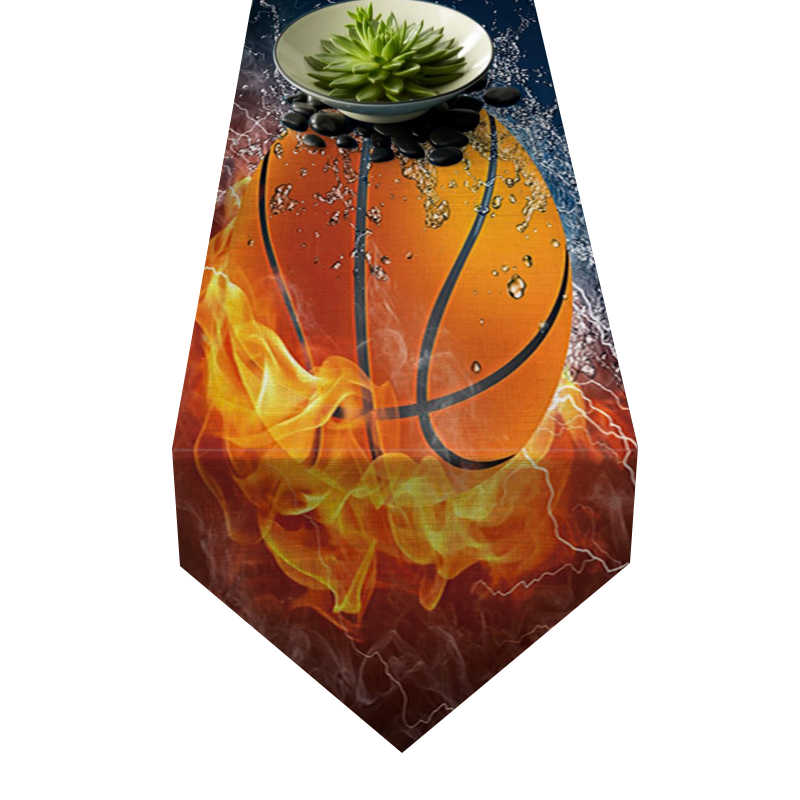 Chemin de table basketball