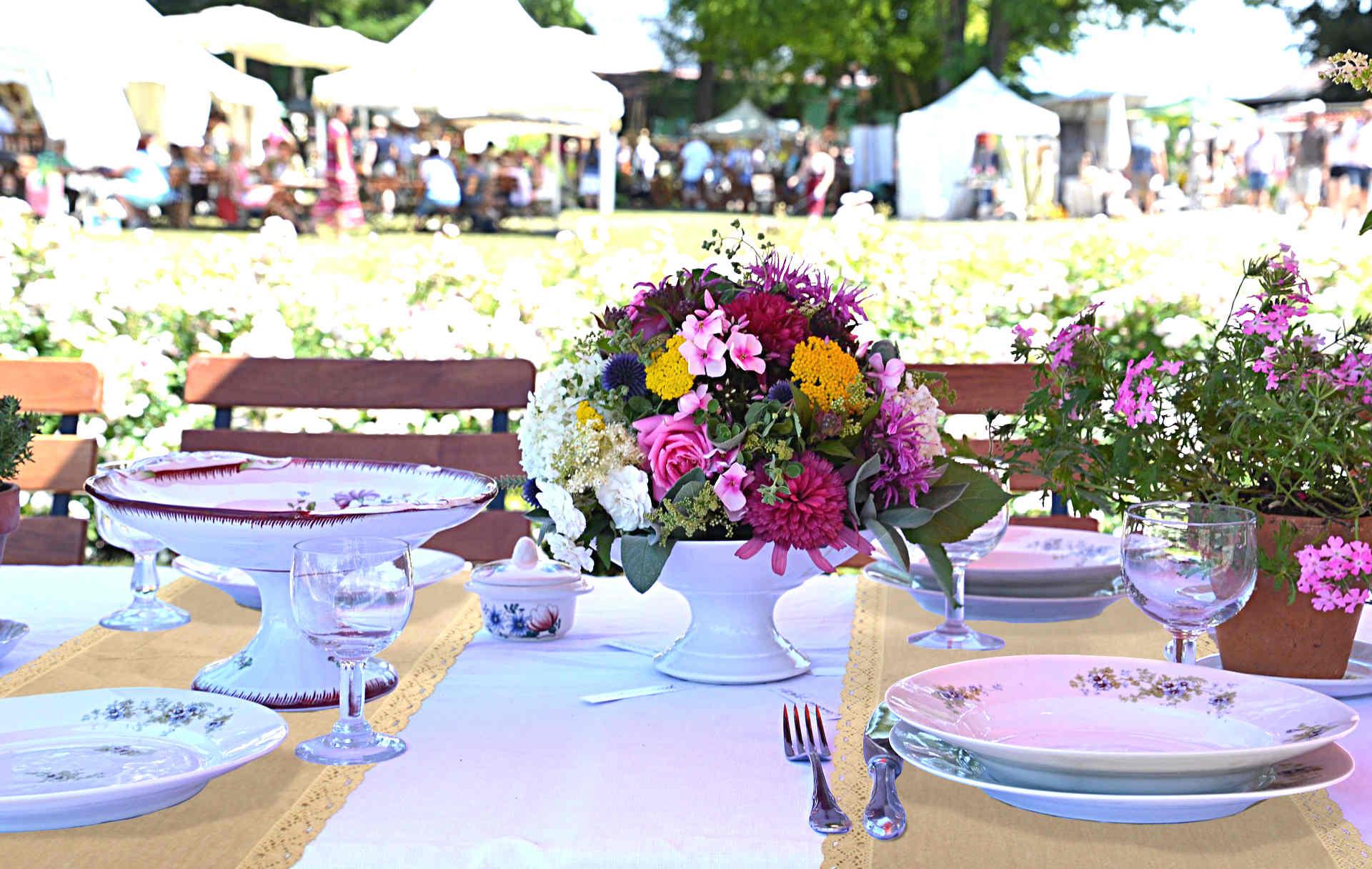 déco de table mariage dentelle champetre