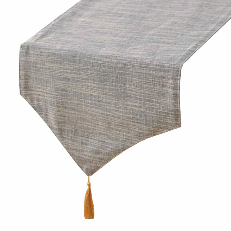 Chemin de table en coton