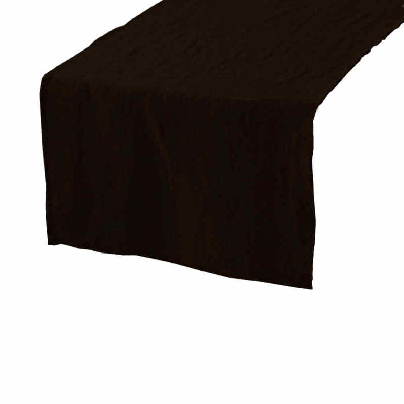 chemin-de-table-en-lin-noir