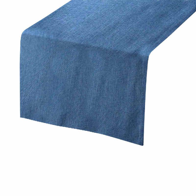 chemin-de-table-bapteme-bleu