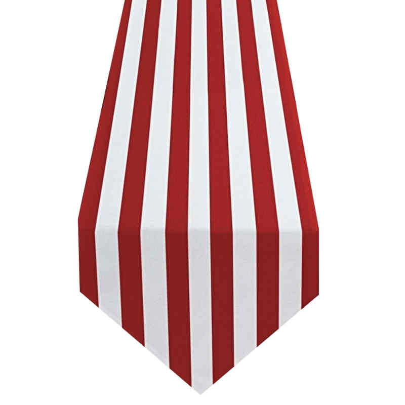 chemin-de-table-raye-rouge-et-blanc