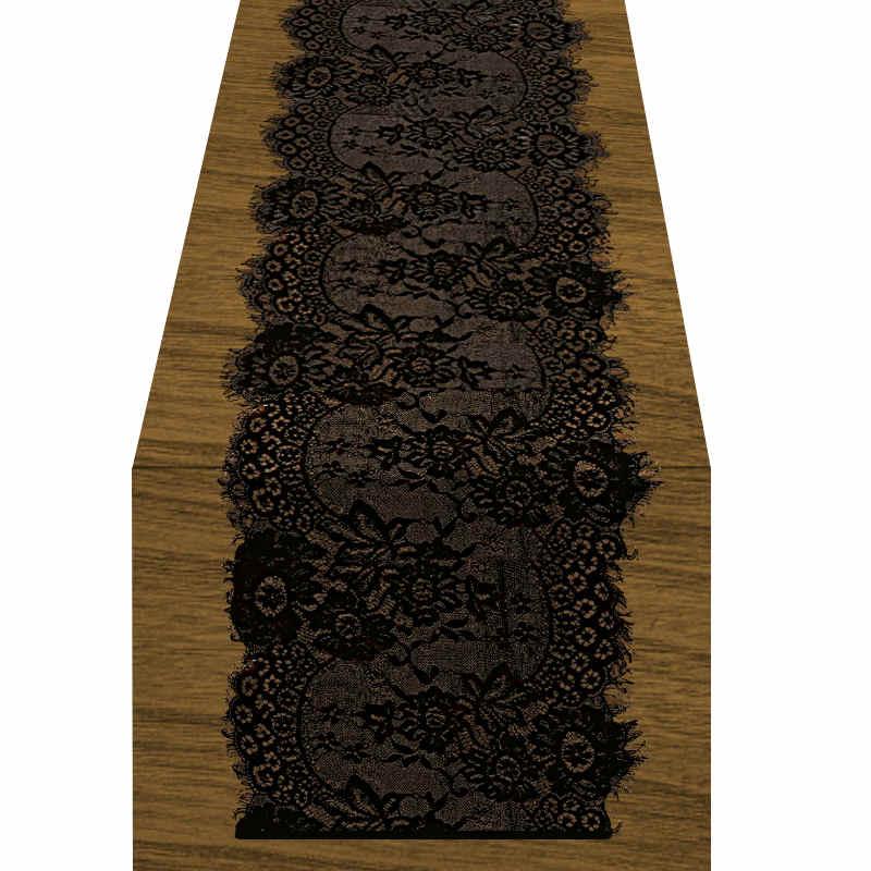 chemin-de-table-dentelle-noire