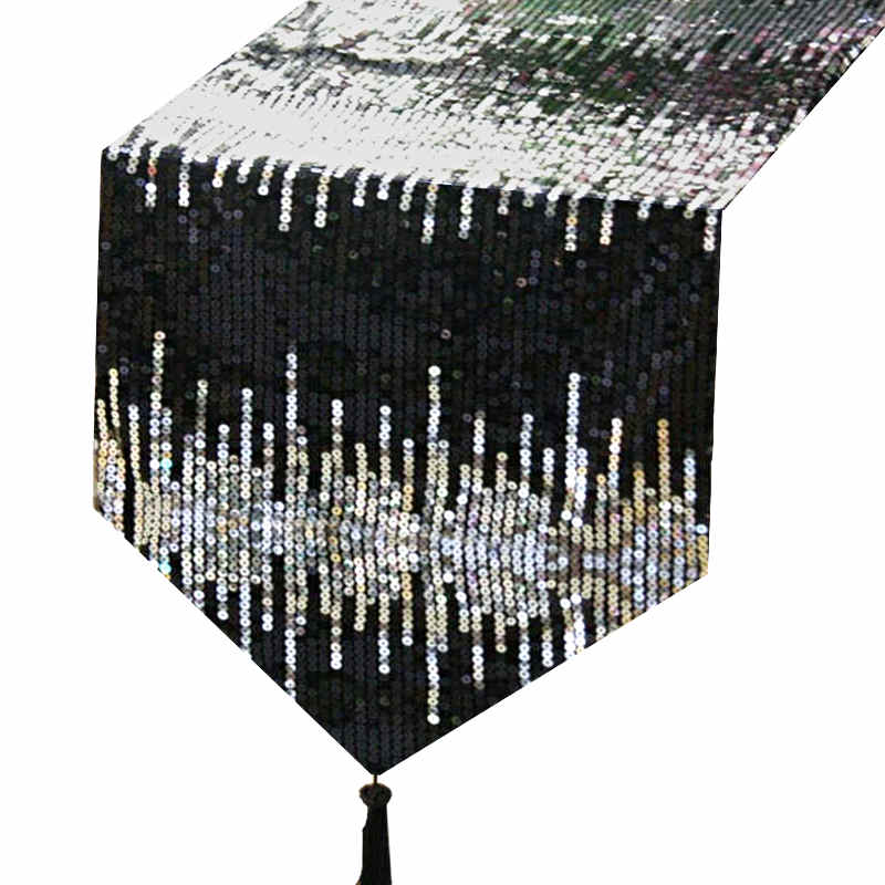 chemin-de-table-disco