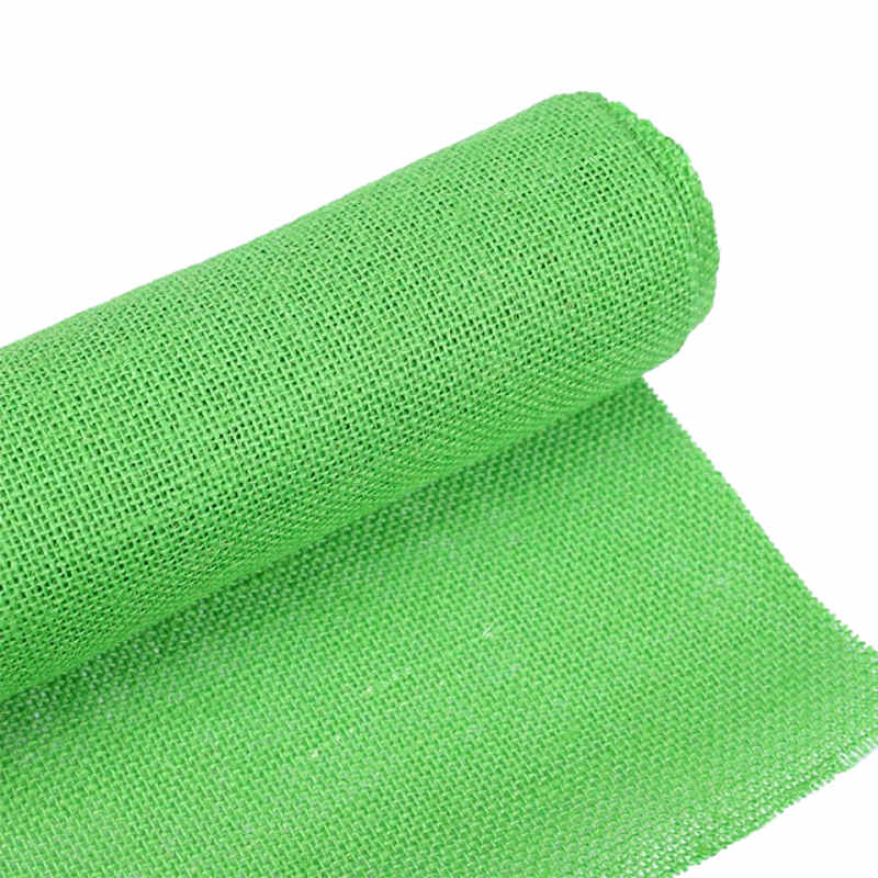 chemin-de-table-toile-de-jute-vert