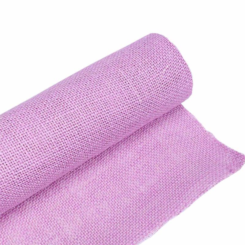 chemin-de-table-toile-de-jute-violet