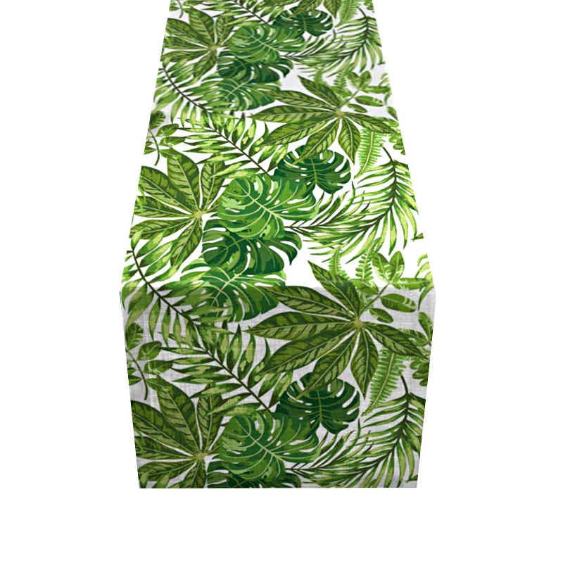 chemin-de-table-palmier