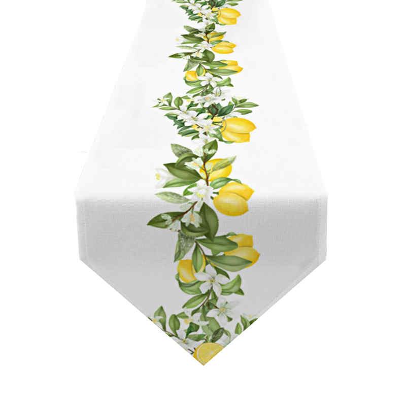 chemin-de-table-citron