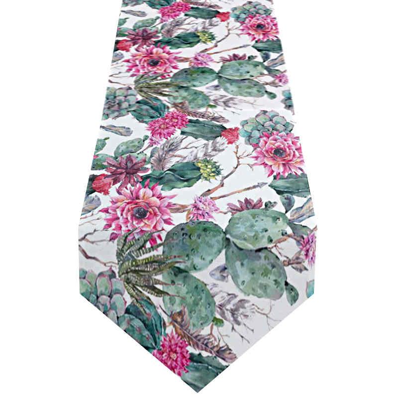 chemin-de-table-cactus