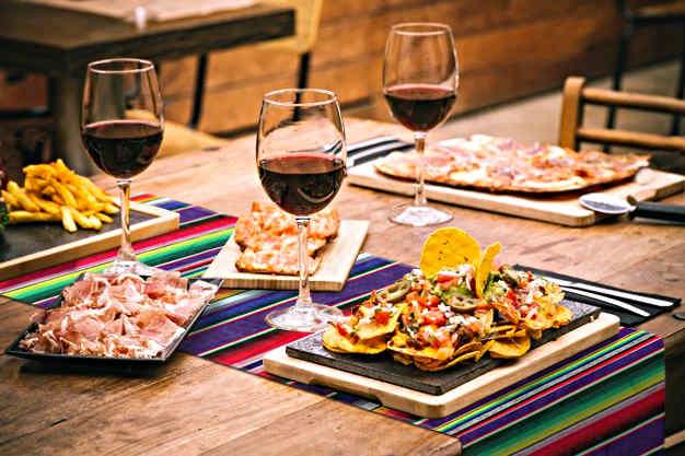 decoration de table anniversaire theme mexique