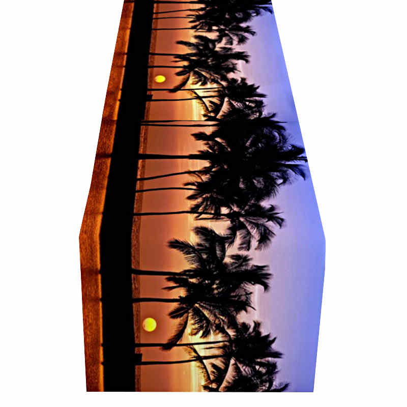 chemin-de-table-hawai