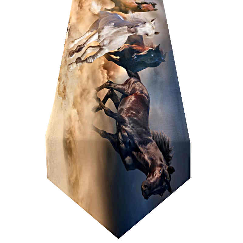 chemin-de-table-theme-cheval