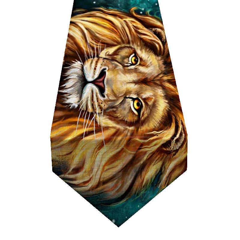chemin-de-table-lion