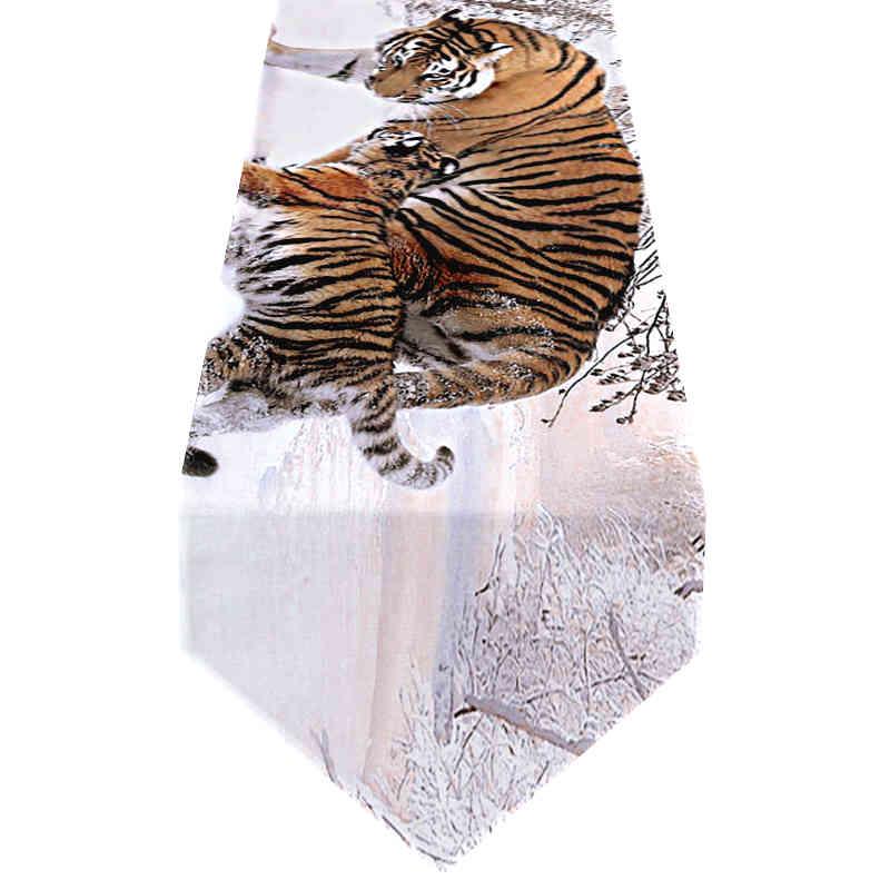 chemin-de-table-tigre
