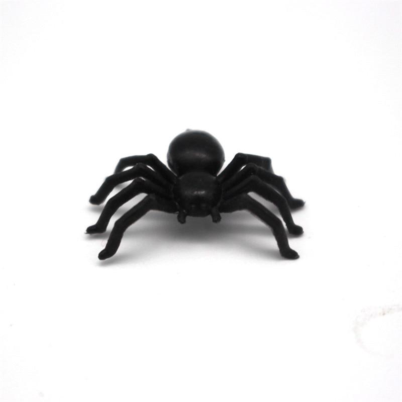Décoration halloween araignée x50