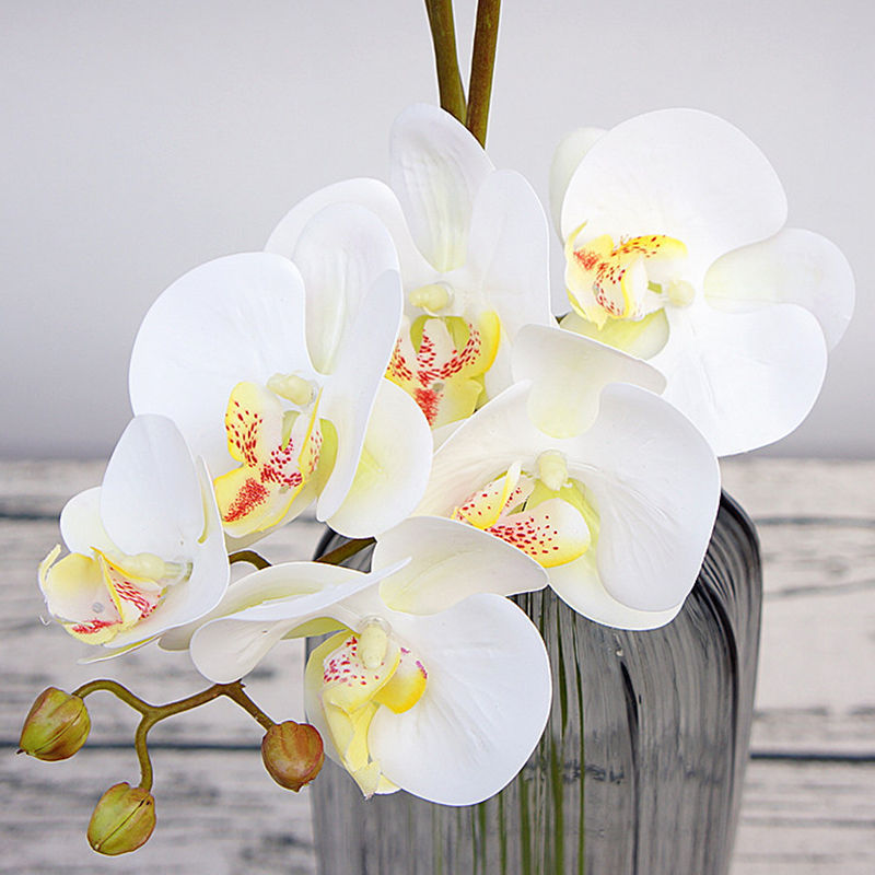 Orchidee artificielle pour decoration