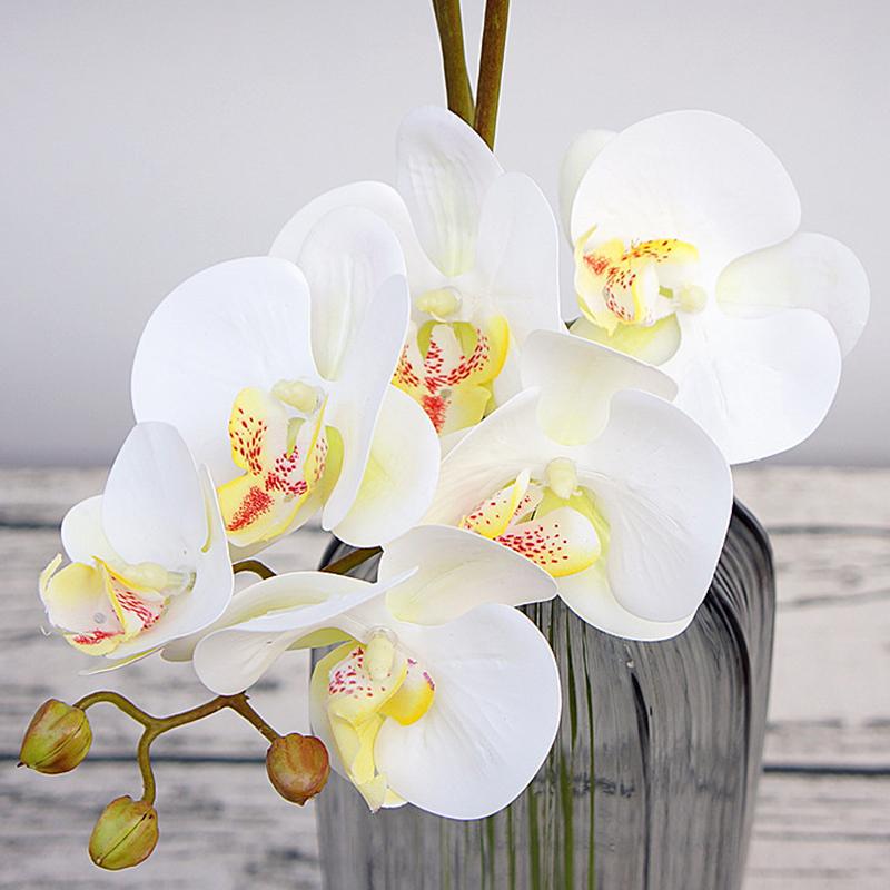 Orchidee artificielle pour decoration