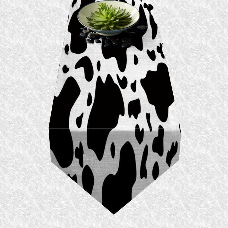 Chemin de table vache