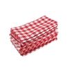 serviette-de-table-a-carreaux-vichy-rouge