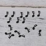 confettis-de-table-note-de-musique-noires