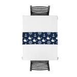 chemin-de-table-theme-marin-bapteme-bleu