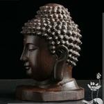 deco-de-table-bouddha-bois