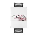 chemin-de-table-fleur-de-cerisier-anniversaire-rose