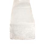chemin-de-table-fourrure-blanche