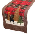chemin-de-table-noel-ecossais