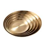 assiette-de-presentation-doree-inxoxydable