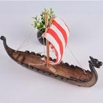 decoration-de-table-viking-drakkar-dragon