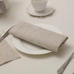 serviettes-de-table-en-lin-gris-naturelles-mariage-decoration-table