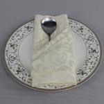 serviettes-de-table-en-tissu-pliage-pochette-mariage