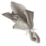 serviettes-de-table-en-lin-gris